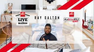 Ray Dalton live à la maison