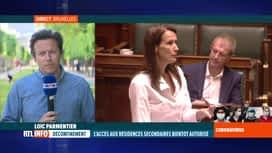 RTL INFO 19H : Déconfinement en Belgique: accord sur un retour des les résidences ...