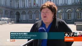 RTL INFO 19H : Colère des soignants: les arrêtés royaux controversés seront retirés