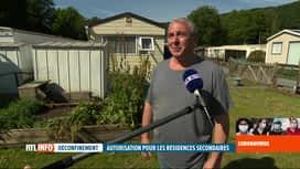 RTL INFO 13H : Coronavirus en Belgique: on peut retourner dans sa résidence second...