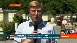 RTL INFO 13H : Coronavirus en Belgique: en direct avec le bourgmestre d'Aywaille