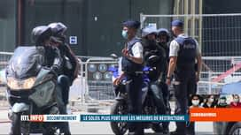 RTL INFO 19H : Coronavirus en Belgique: des touristes ont été refoulés à Durbuy