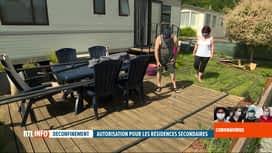 RTL INFO 19H : Coronavirus en Belgique: le retour dans les résidences secondaires