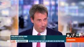 RTL INFO 19H : Coronavirus en Belgique: Philippe Goffin est invité dans ce RTLInfo...