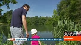 RTL INFO 19H : Coronavirus en Belgique: la situation dans les parcs en ce jour d'A...