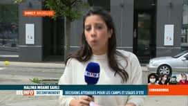 RTL INFO 13H : Coronavirus en Belgique: décision en vue pour les camps et stages d...
