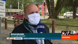 RTL INFO 13H : Coronavirus en Belgique: les visites à l'hôpital autorisées dès le ...