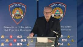 RTL Vijesti : Redovita konferencija za medije stožera civilne zaštite : 22.05.2020.