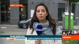 RTL INFO 19H : Coronavirus en Belgique: décision prise pour les camps scouts et st...