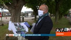 RTL INFO 19H : Coronavirus en Belgique: les visites à l'hôpital autorisées dès le ...