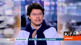 RTL INFO 13H : Déconfinement: les stages d'été pourront débuter le 1er juillet