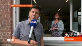 RTL INFO 13H : Déconfinement: les écoles s'organisent pour le retour des élèves