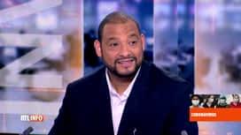RTL INFO 19H : Déconfinement: Maurice Johnson-Kanyonga évoque le retour à l'école