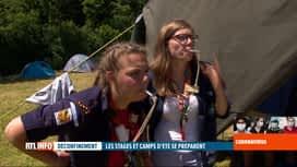 RTL INFO 19H : Déconfinement: comment les scouts et patros vont-ils s'organiser ?