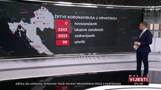 RTL Vijesti : RTL Vijesti : 23.05.2020.