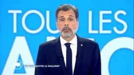"""C'est pas tous les jours dimanche : """"Je veux quitter la Wallonie"""""""