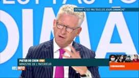 RTL INFO 13H : Coronavirus en Belgique: Pieter De Crem évoque une réouverture des ...