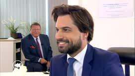 C'est pas tous les jours dimanche : L'invité de Pascal Vrebos est Georges-Louis Bouchez, président du MR