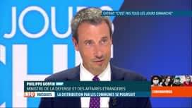 RTL INFO 13H : Déconfinement: les masques au coeur d'un débat télévisé ce midi
