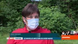 RTL INFO 19H : Coronavirus: beaucoup d'ex-patients ont des symptômes persistants
