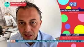 L'invité de 7h50 : Egbert Lachaert, nouveau président de l'Open VLD