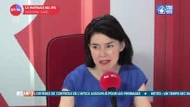 La matinale Bel RTL : Valerie Glatigny, ministre de l'enseignement supérieur de la jeunes...