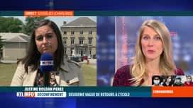 RTL INFO 13H : Coronavirus en Belgique: le point sur cette deuxième vague de rentr...