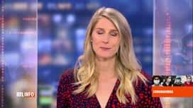 """RTL INFO 13H : Coronavirus en Belgique: y aurait-il un nouveau """"lockdown"""" en cas..."""