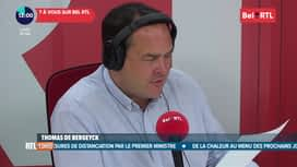 RTL INFO sur Bel RTL : RTL Info 13h du 25/05