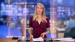 RTL INFO 13H : RTL INFO 13 heures (25/05/20)