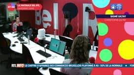 La matinale Bel RTL : La popularité d'Emmanuel Macron est en chute libre...
