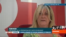 RTL INFO 13H : Coronavirus en Belgique: une situation dramatique pour les cafetiers