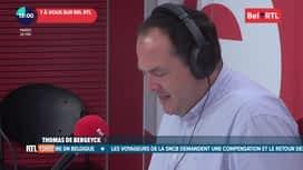 RTL INFO sur Bel RTL : RTL Info 13h du 26/05