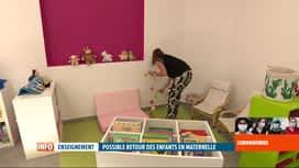 RTL INFO 19H : Déconfinement: réactions à propos d'un retour des élèves dans les é...