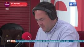 RTL INFO sur Bel RTL : RTL Info 18h du 26/05
