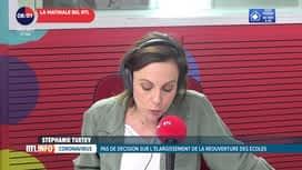 La matinale Bel RTL : RTL Info 8h du 27/05