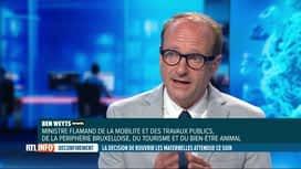 RTL INFO 13H : Coronavirus en Belgique: la Flandre impose-t-elle son tempo?
