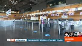 RTL INFO 13H : Déconfinement en Belgique: les aéroports se préparent à la réouverture