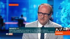 RTL INFO 19H : Déconfinement en Belgique: la Flandre impose-t-elle son tempo?