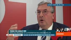 RTL INFO 19H : Coronavirus en Belgique: vers une rentrée de tous les élèves à l'éc...