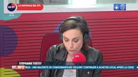RTL INFO sur Bel RTL : RTL Info 8h du 28/05