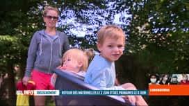 RTL INFO 13H : Coronavirus en Belgique: réactions des parents sur les retours à l'...