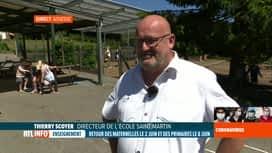 RTL INFO 13H : Coronavirus en Belgique: réaction d'un directeur sur les retours à ...