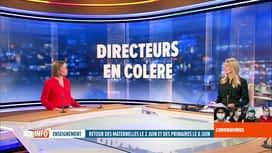 RTL INFO 13H : Coronavirus en Belgique: Caroline Désir répond aux directeurs d'école