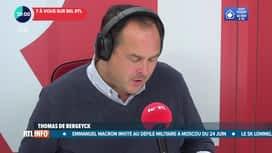 RTL INFO sur Bel RTL : RTL Info 13h du 28/05