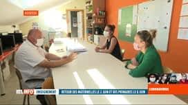 RTL INFO 19H : Coronavirus en Belgique: les réactions sur la prochaine reprise sco...