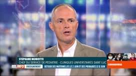 RTL INFO 19H : Coronavirus en Belgique: comment expliquer ce revirement pour les é...