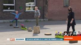 RTL INFO 19H : Coronavirus en Belgique: comment vont se dérouler les retours à l'é...
