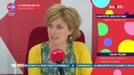 L'invité de 7h50 : Celine Tellier, ministre wallonne de l'environnement