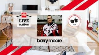 """Barry Moore interprète """"The tide"""" dans Le Double Expresso RTL2 (29/05/20)"""